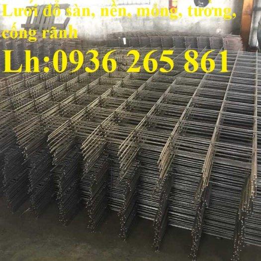 Nơi sản xuất lưới thép hàn D10a200x200 đổ sàn nền nhà xưởng cường lực cao8