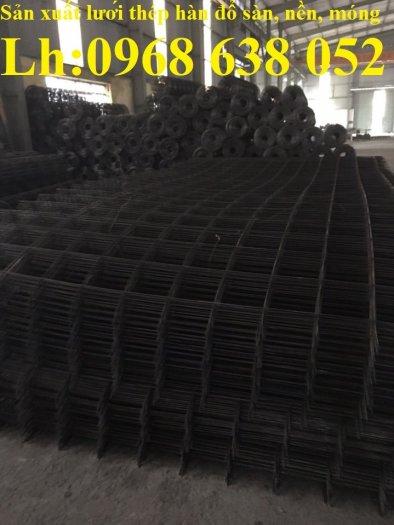 Nơi sản xuất lưới thép hàn D10a200x200 đổ sàn nền nhà xưởng cường lực cao7