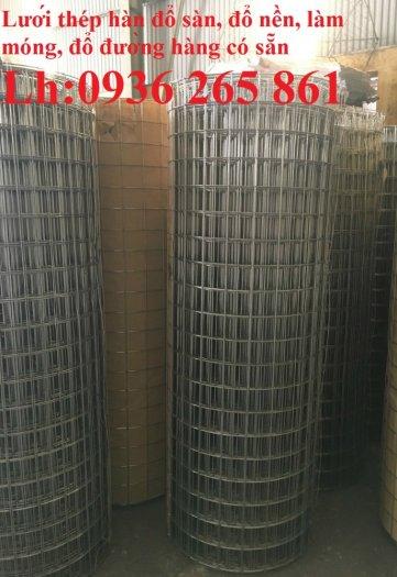 Nơi sản xuất lưới thép hàn D10a200x200 đổ sàn nền nhà xưởng cường lực cao6