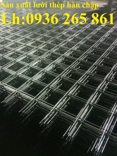 Nơi sản xuất lưới thép hàn D10a200x200 đổ sàn nền nhà xưởng cường lực cao5