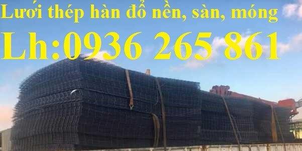 Nơi sản xuất lưới thép hàn D10a200x200 đổ sàn nền nhà xưởng cường lực cao2