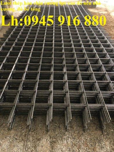 Nơi sản xuất lưới thép hàn D10a200x200 đổ sàn nền nhà xưởng cường lực cao1