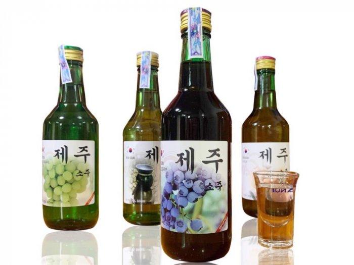 Soju nhập chính hãng từ Hàn Quốc Tỉnh JEJU0