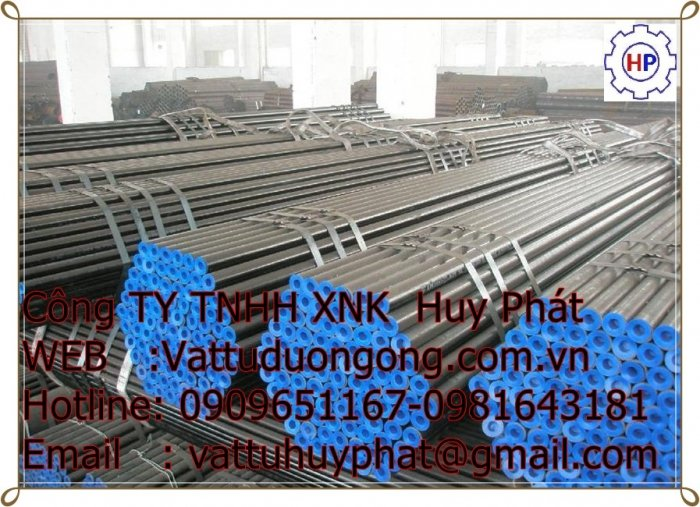 Ống thép đúc DN50 ( phi 60) A106/ AL5L0