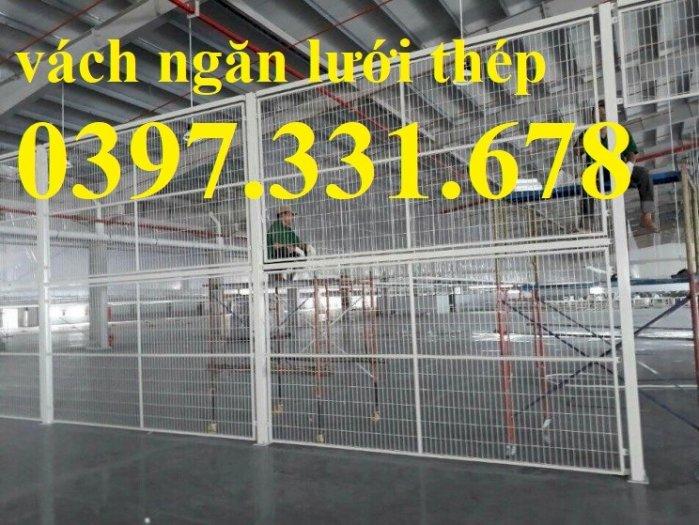 Nơi sản xuất hàng rào ngăn bốt điện, ngăn trạm biến áp phi 4, phi 5, phi 6 giá tốt4
