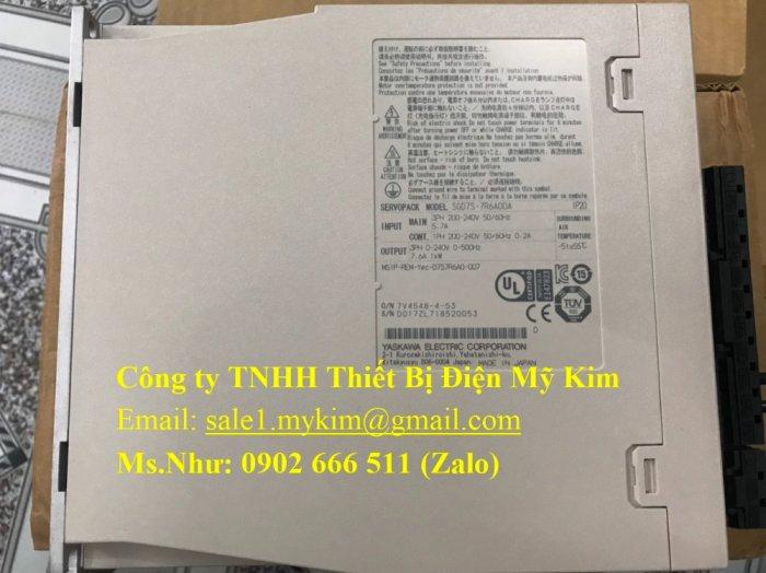 Servo Drive Yaskawa SGD7S-7R6A00A chính hãng - Thiết Bị Điện Mỹ Kim2