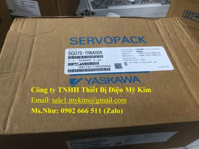 Servo Drive Yaskawa SGD7S-7R6A00A chính hãng - Thiết Bị Điện Mỹ Kim1
