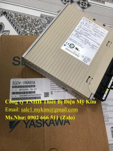 Servo Drive Yaskawa SGDV-1R6A01A chính hãng - Thiết Bị Điện Mỹ Kim0