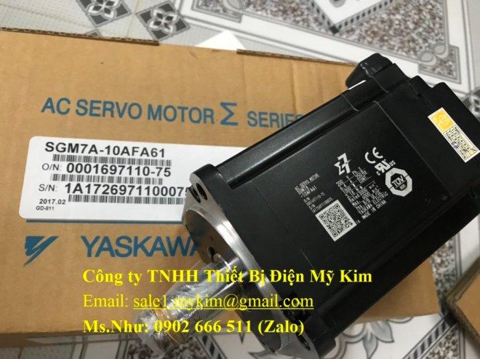 Servo Drive Yaskawa SGM7A-10AFA61 chính hãng - Thiết Bị Điện Mỹ Kim3
