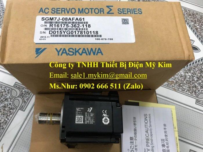Servo Drive Yaskawa SGM7J-08AFA61 chính hãng - Thiết Bị Điện Mỹ Kim2