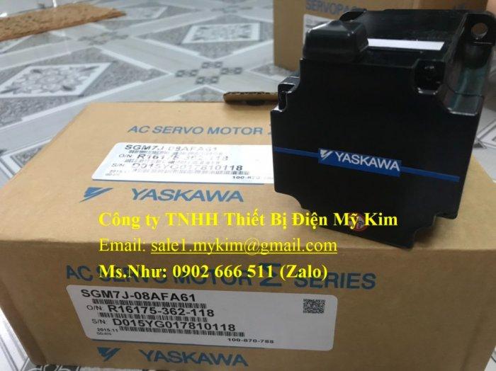 Servo Drive Yaskawa SGM7J-08AFA61 chính hãng - Thiết Bị Điện Mỹ Kim0