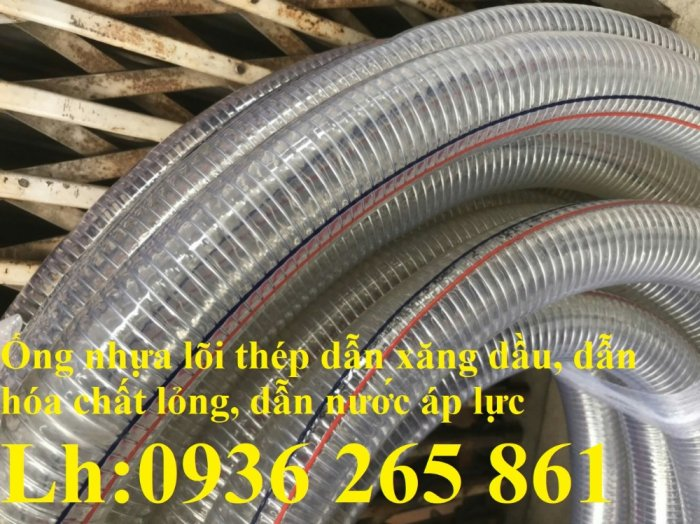 Mua ống nhưa lõi thép dùng hút xả xăng dầu ở đâu uy tín, đảm bảo chất lượng nhất?15