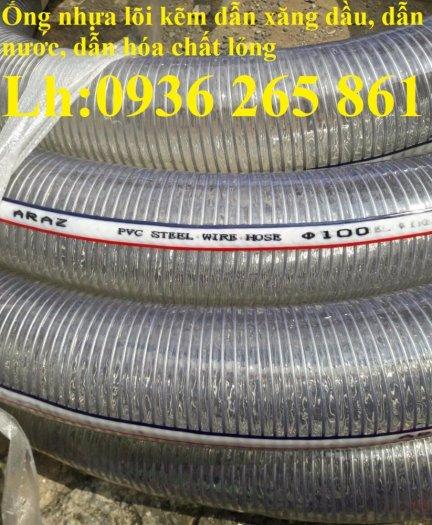 Mua ống nhưa lõi thép dùng hút xả xăng dầu ở đâu uy tín, đảm bảo chất lượng nhất?13