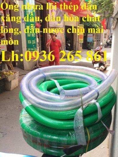 Mua ống nhưa lõi thép dùng hút xả xăng dầu ở đâu uy tín, đảm bảo chất lượng nhất?9