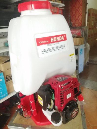 Máy phun thuốc trừ sâu,máy phun thuốc phòng dịch chạy xăng Yikito GX7680