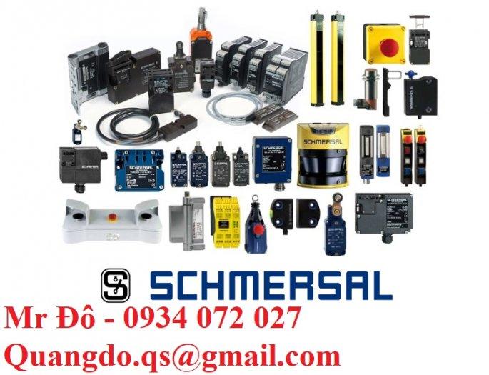 Nhà phân phối công tắc Schmersal | mô-đun rơ le Schmersal4