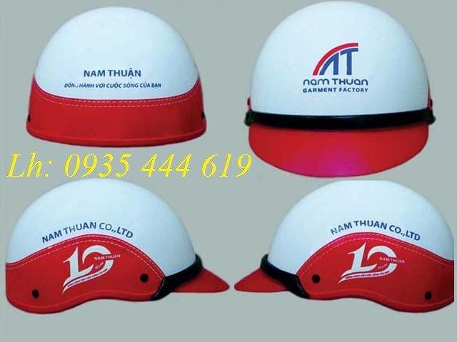 Sản xuất mũ bảo hiểm Quảng Nam, in logo mũ bảo hiểm Quảng Nam3