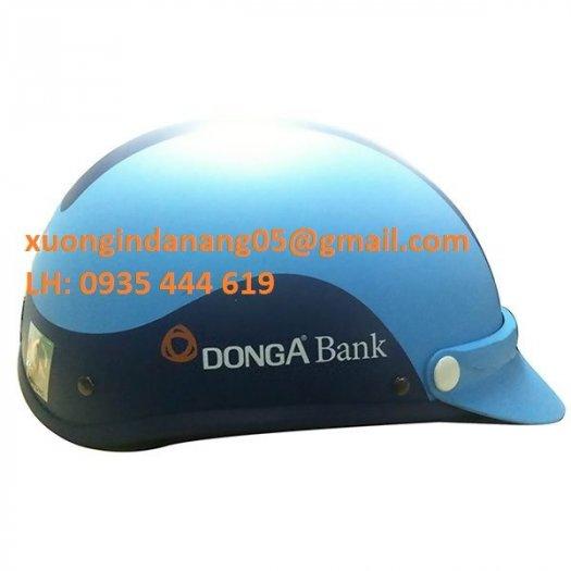 Sản xuất mũ bảo hiểm Quảng Nam, in logo mũ bảo hiểm Quảng Nam0