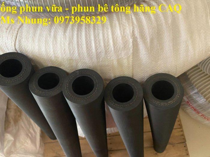 Cơn Lốc siêu giảm giá ống cao su phun vữa - bơn bê tông phi 40 x 72 mm , phi 50 x 82 mm , giảm giá mùa dịch36