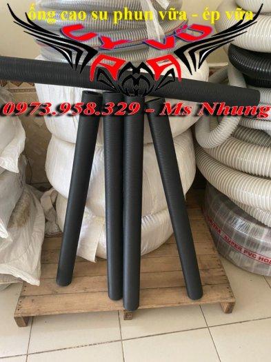 Cơn Lốc siêu giảm giá ống cao su phun vữa - bơn bê tông phi 40 x 72 mm , phi 50 x 82 mm , giảm giá mùa dịch34