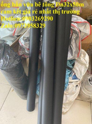 Cơn Lốc siêu giảm giá ống cao su phun vữa - bơn bê tông phi 40 x 72 mm , phi 50 x 82 mm , giảm giá mùa dịch24