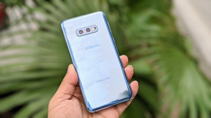 Samsung Galaxy S10E Mỹ4