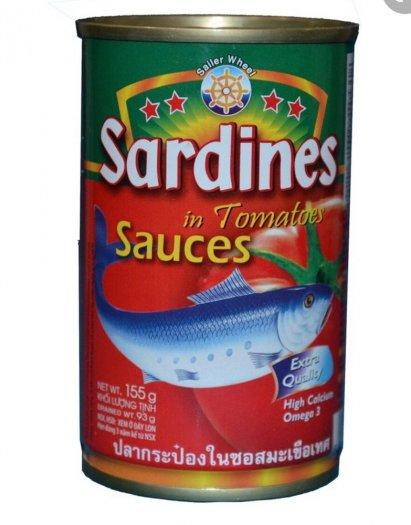 Cá hộp sardines1