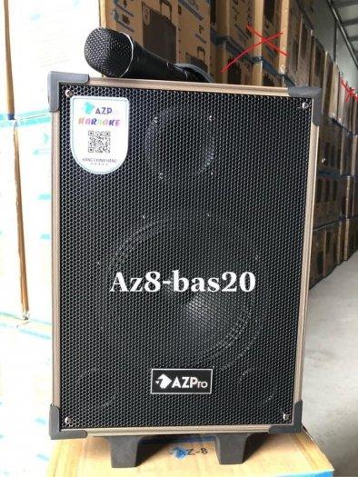 Loa kéo az-8 bass 20 hàng chính hãng check mã vạch0
