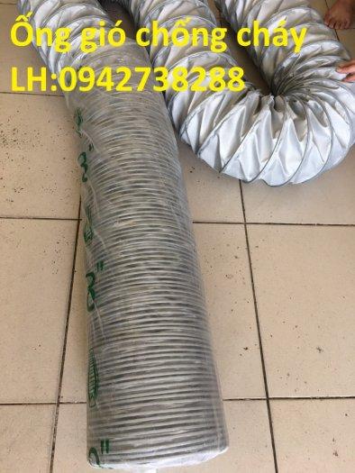 Bán ống gió vải chống cháy chịu nhiệt độ cao giá ưu đãi, giao hàng toàn quốc3