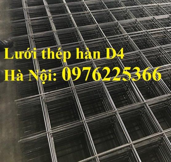 Lưới thép hàn phi 4 A(200*200), phi 4 A(150*150), phi 4 A(100*100)1