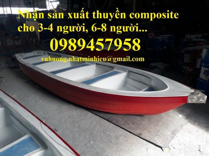Thuyền chở 3-4 người, Thuyền gắn động cơ chở 6-8 người, Thuyền đăng kiểm3