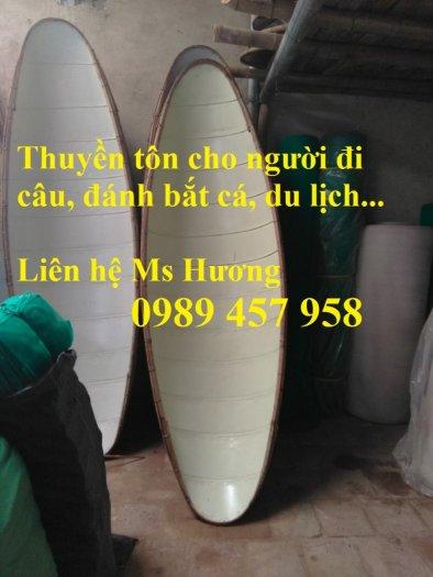 Chuyên thuyền chèo tay giá rẻ cho 2-3 người, Thuyền tôn câu cá2