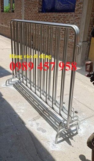Hàng rào chắn khu vực cách ly, Hàng rào barie, Hàng rào di động có móc11