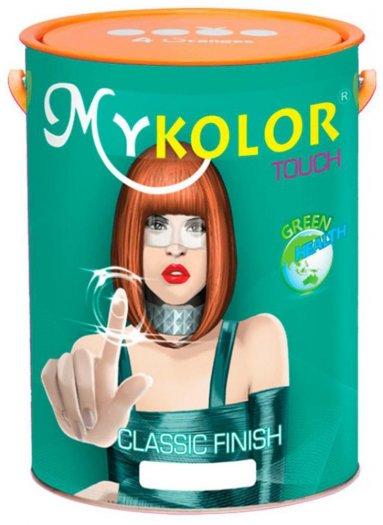 Chuyên bán Sơn nội thất Mykolor Classic Finish0