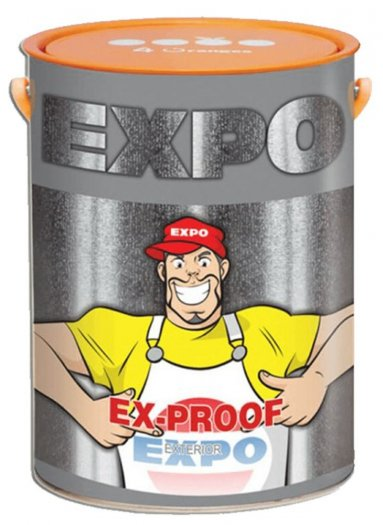 Cần bán gấp 3 thùng Chống thấm pha xi măng Expo Ex-Proof0