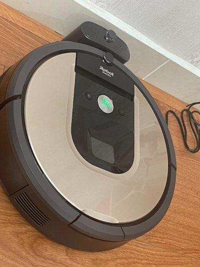 Robot Hút Bụi iRobot Roomba 961 siêu VIP , kết nối WIFI làm sạch nhanh mạnh4