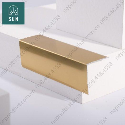 Nẹp nhôm trang trí - Nẹp nhôm sàn gỗ - Nẹp chống trượt - Nẹp V nhôm - Nẹp T15