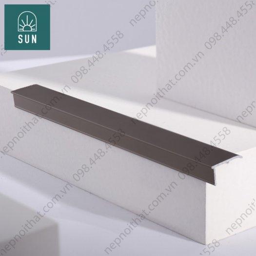 Nẹp nhôm trang trí - Nẹp nhôm sàn gỗ - Nẹp chống trượt - Nẹp V nhôm - Nẹp T14