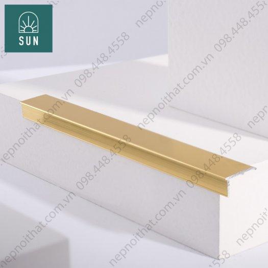 Nẹp nhôm trang trí - Nẹp nhôm sàn gỗ - Nẹp chống trượt - Nẹp V nhôm - Nẹp T13