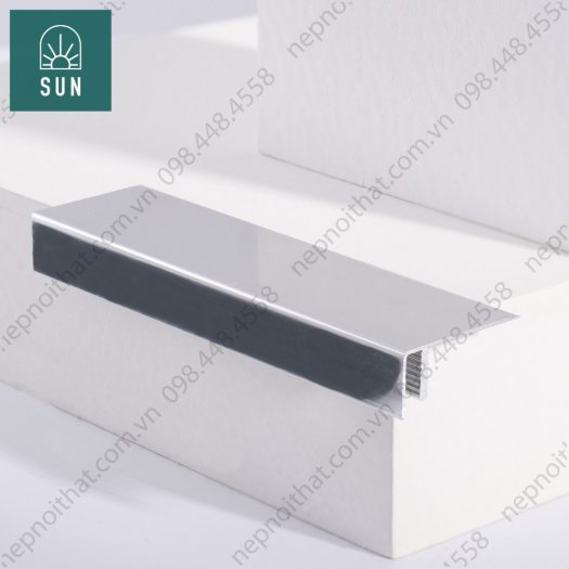 Nẹp nhôm trang trí - Nẹp nhôm sàn gỗ - Nẹp chống trượt - Nẹp V nhôm - Nẹp T12