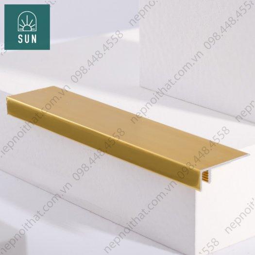 Nẹp nhôm trang trí - Nẹp nhôm sàn gỗ - Nẹp chống trượt - Nẹp V nhôm - Nẹp T11