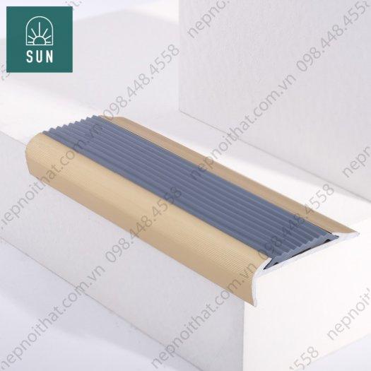 Nẹp nhôm trang trí - Nẹp nhôm sàn gỗ - Nẹp chống trượt - Nẹp V nhôm - Nẹp T9