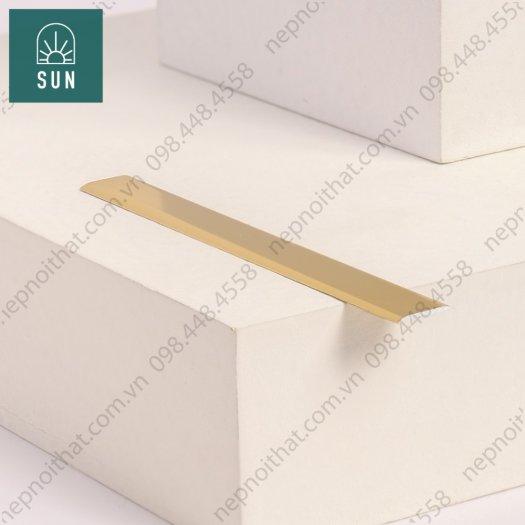 Nẹp nhôm trang trí - Nẹp nhôm sàn gỗ - Nẹp chống trượt - Nẹp V nhôm - Nẹp T1