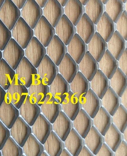 Lưới mắt cáo cán phẳng, lưới dập giãn cán phẳng, lưới thép hình thoi2