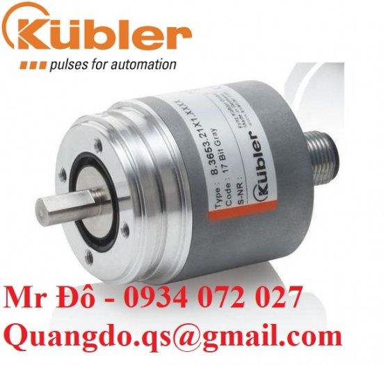 Đại lý phân phối cảm biến Kubler   Kubler Rotary Encoders3