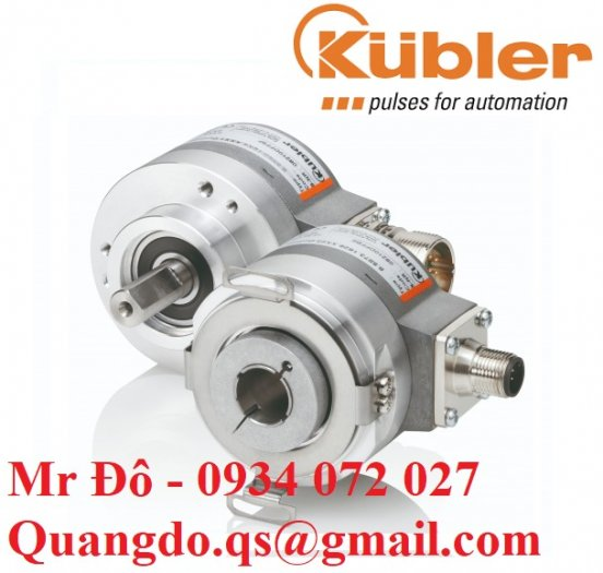 Đại lý phân phối cảm biến Kubler   Kubler Rotary Encoders2