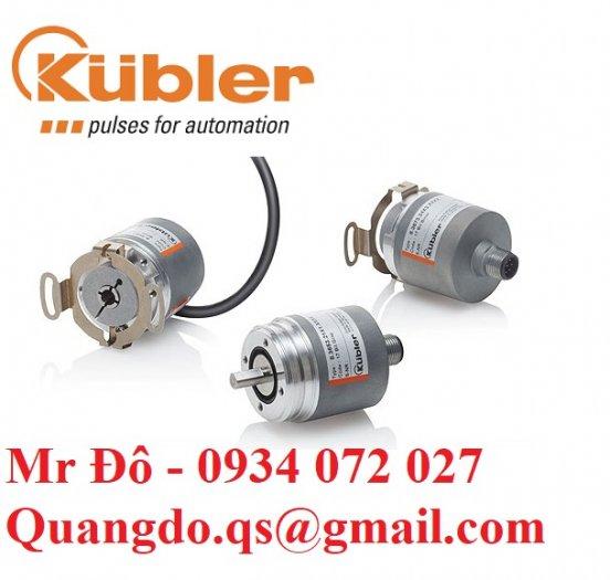 Đại lý phân phối cảm biến Kubler   Kubler Rotary Encoders1