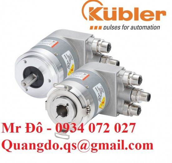 Đại lý phân phối cảm biến Kubler   Kubler Rotary Encoders0