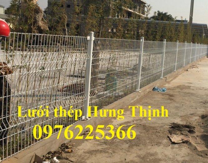 Hàng rào lưới thép chấn sóng5
