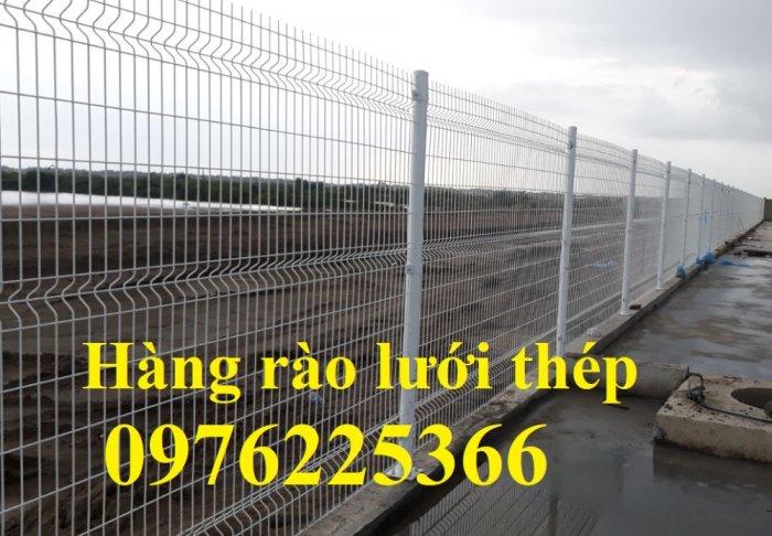 Hàng rào lưới thép chấn sóng1